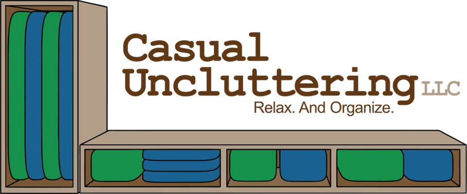 Casual Uncluttering Logo