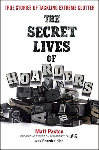 The Secret Lives of Hoarders book cover