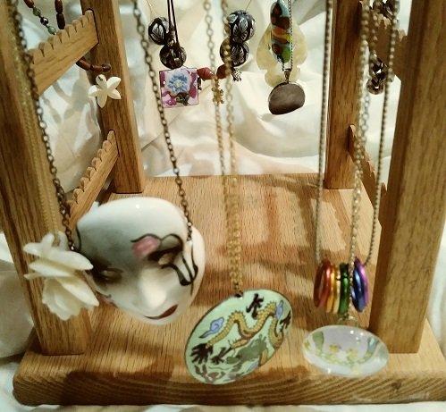 Lauren's necklaces