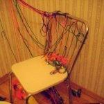 Alex's string art