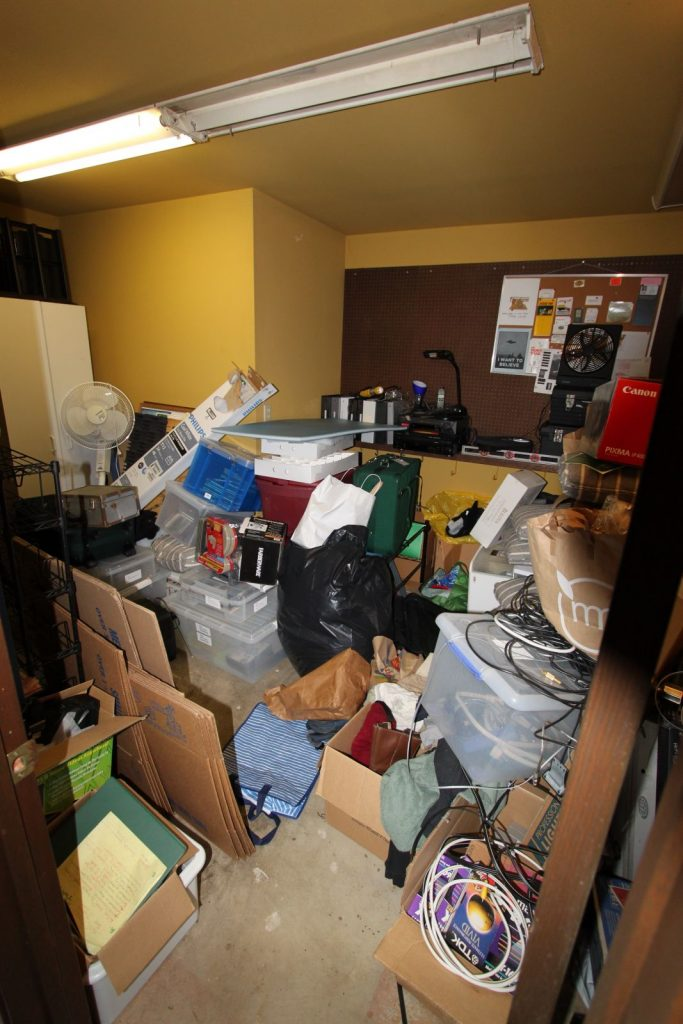 Hoarding situation