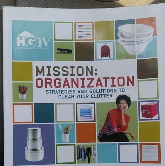 Mission Organization HGTV show book